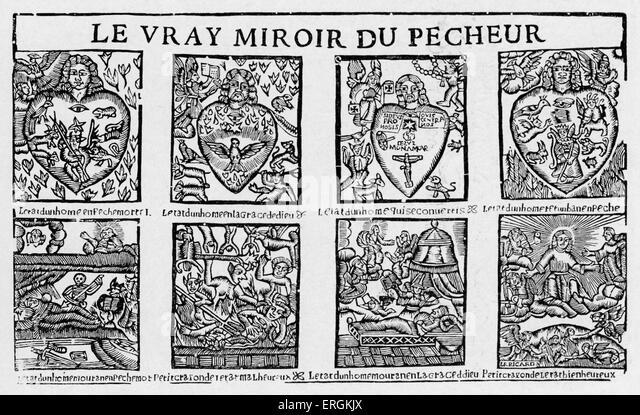 Sinner stock photos sinner stock images alamy for Le miroir du diable