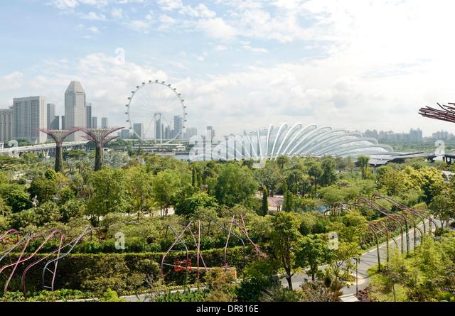 Garden By The Bay Architect gardensthe bay greenhouse singapore stock photos & gardens