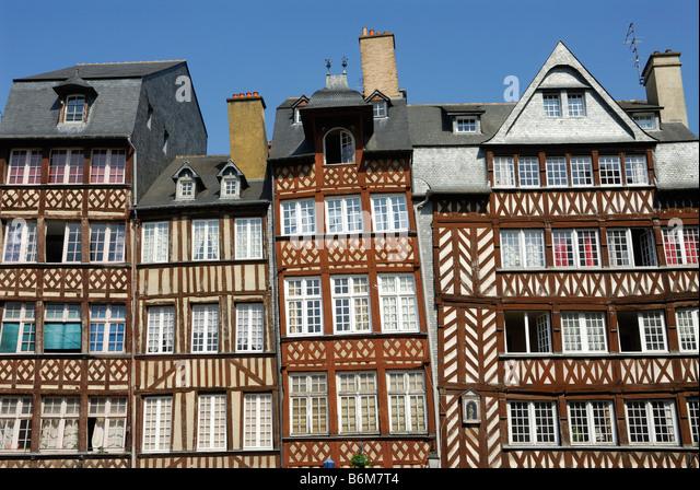 Rennes france stock photos rennes france stock images for Blue garage rue de rennes