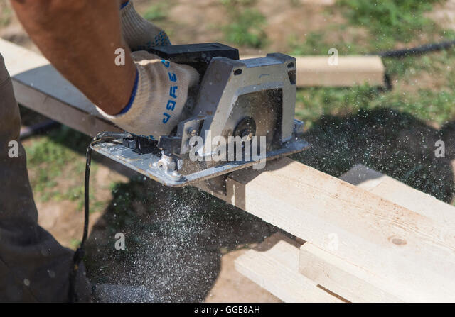 Wood Beam Saw ~ Scobs stock photos images alamy