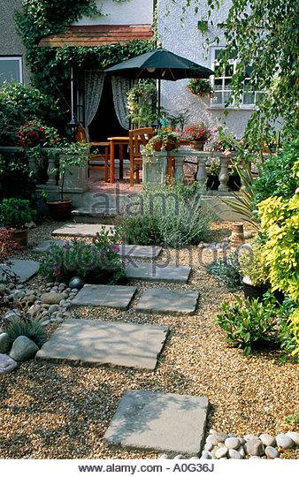Stepping Stone And Gravel Stock Photos U0026 Stepping Stone And Gravel Stock Images - Alamy