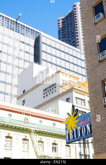 Hotel San Francisco Stock Photos Hotel San Francisco Stock