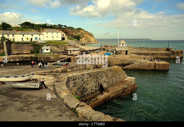 St austell stock photos st austell stock images alamy for Aufstell swimmingpool