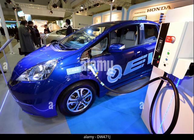 Electric vehicle 1 stock photos electric vehicle 1 stock for Honda motor company stock