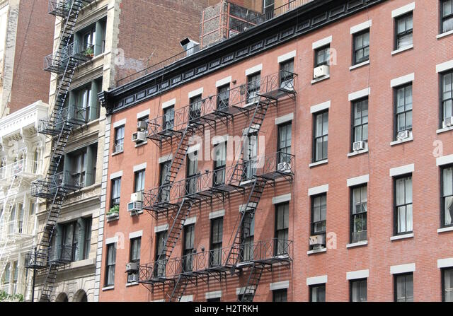 Modern Red Brick Apartment Building In New York City Stock ImageBrick Apartment  Buildings Stock Photos Brick Apartment Buildings