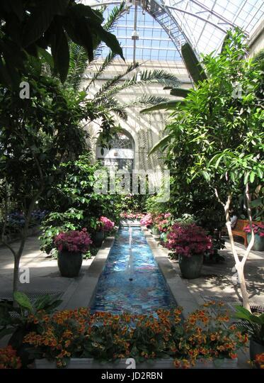 Washington Dc Botanic Garden Stock Photos & Washington Dc Botanic ...