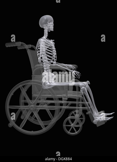 Skeleton Sitting Chair Stock Photos Amp Skeleton Sitting