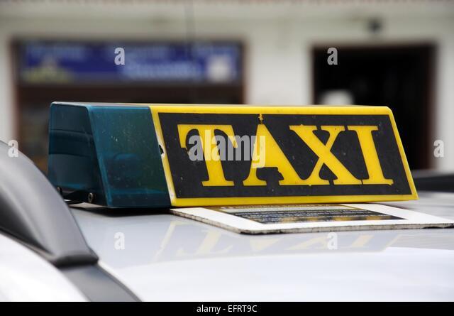 top taxi cab car stock photos top taxi cab car stock. Black Bedroom Furniture Sets. Home Design Ideas