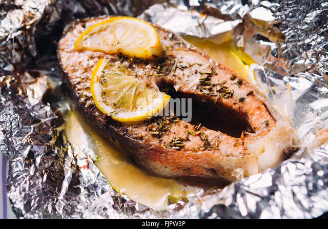 how to make baked fish in foil