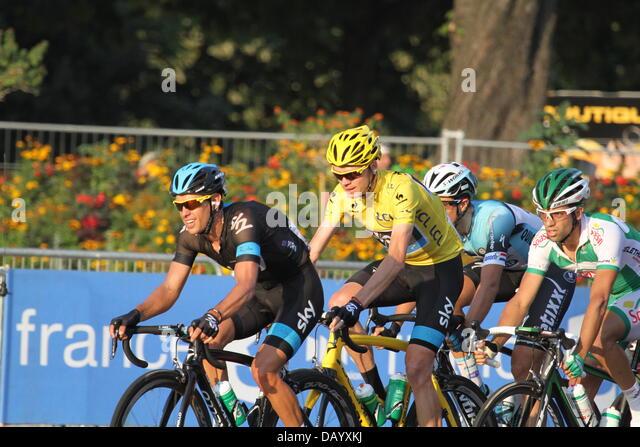 Tour De France Yellow Jersey Stock Photos & Tour De France ...