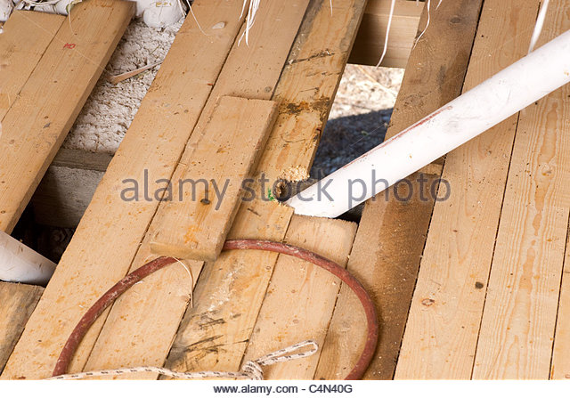 Worn Down Wooden Planks ~ Worn floorboards stock photos