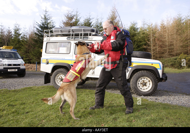 Dog Rescue Aberdeenshire Scotland