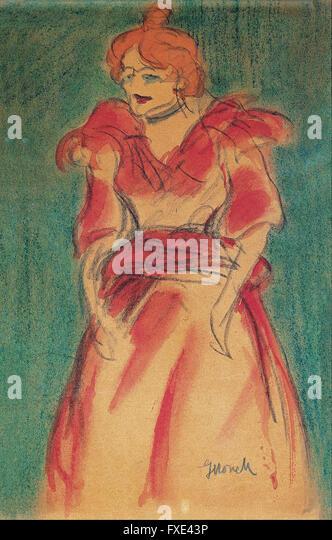Cabaret singer stock photos cabaret singer stock images for Oficina 1892 banco santander