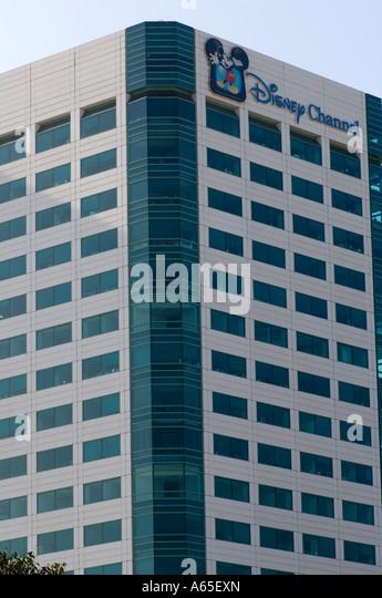 Disney Office Building Anaheim