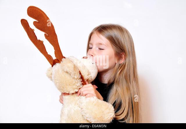 Deer Antlers Soft Dog Toy
