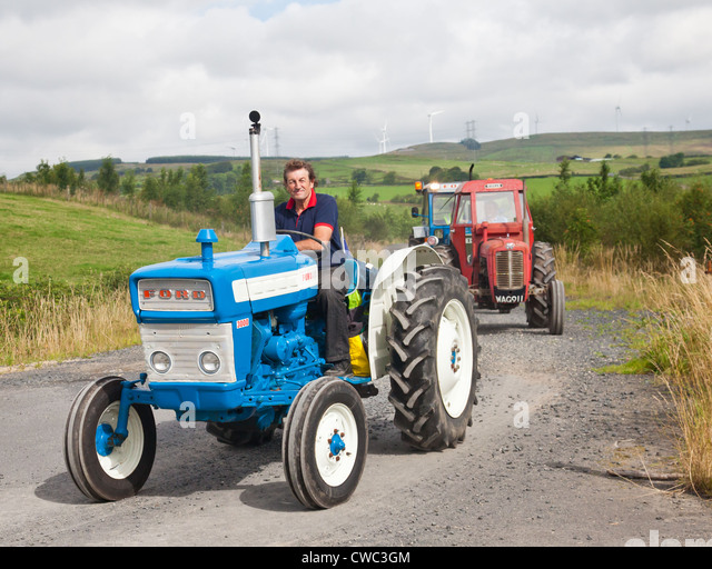 69 Ford 3000 Tractor : Ford tractor stock photos