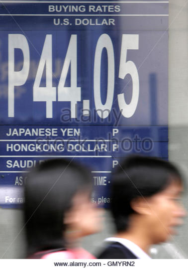 Forex rates central bank philippines