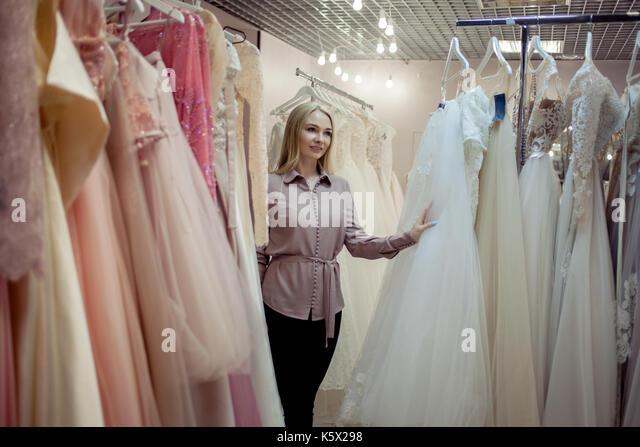Bridal Shop Stock Photos Bridal Shop Stock Images Alamy