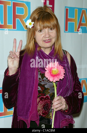 annie golden hair
