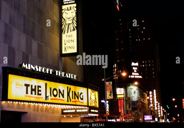 lion king broadway stock photos  u0026 lion king broadway stock