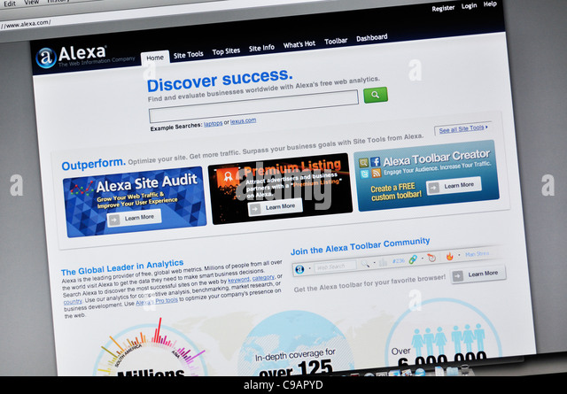 Alexa - Top Sites by Category: Computers/Internet ...