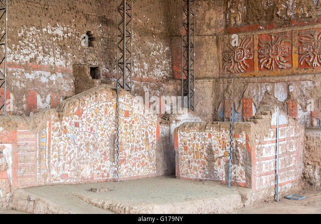 Mural Peru Stock Photos Mural Peru Stock Images Alamy