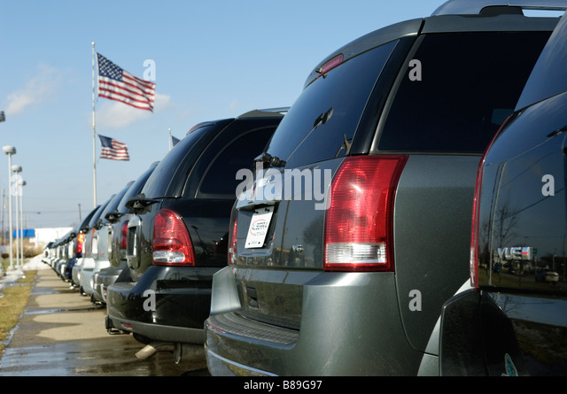 Used cars for sale usa stock photos used cars for sale for Grand blanc motors grand blanc mi