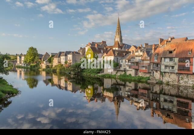 Creuse valley stock photos creuse valley stock images for Argenton sur creuse piscine