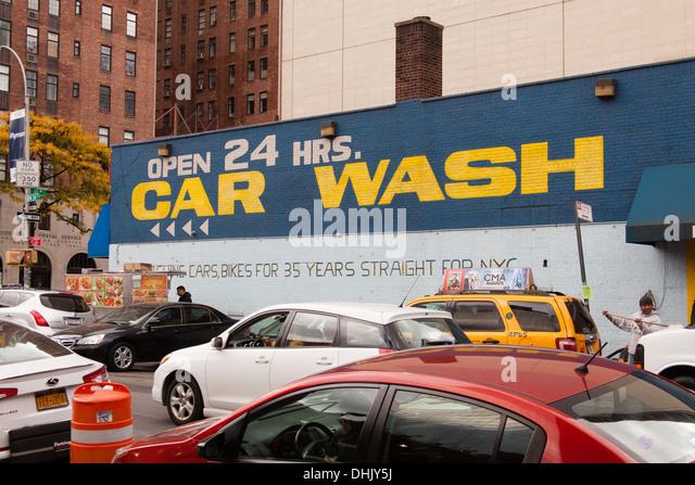 Hour Drive Thru Car Wash Los Angeles