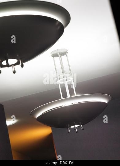 Czech couple ceiling lights