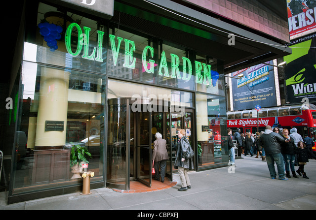Olive garden restaurant stock photos olive garden restaurant stock images alamy Olive garden italian restaurant new york ny