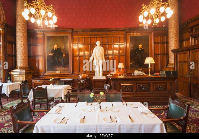 David Lloyd George Room National Liberal Club