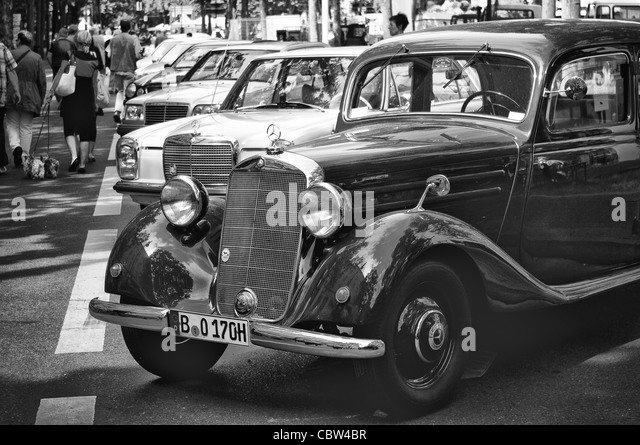Mercedes benz 170 stock photos mercedes benz 170 stock for 1946 mercedes benz