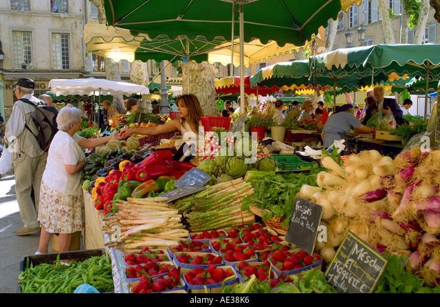 Place richelme stock photos place richelme stock images for Aix en provence cuisine