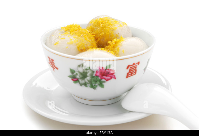 how to cook chinese rice balls