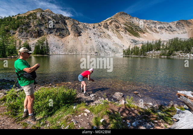 Mount Brewer : Climbing, Hiking & Mountaineering : SummitPost