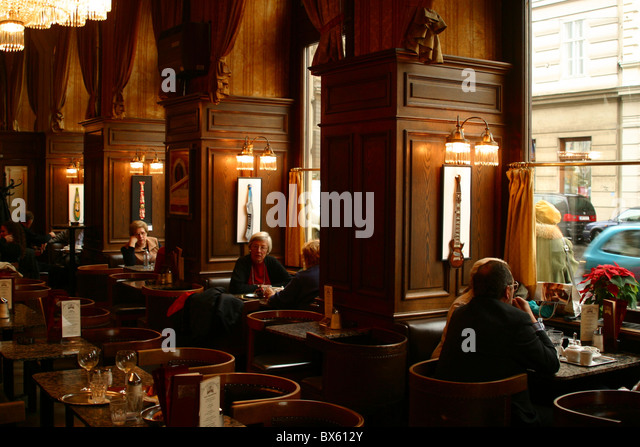 kaffeehaus wien stock photos kaffeehaus wien stock