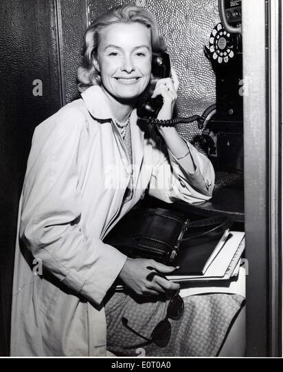 Dina Merrill address