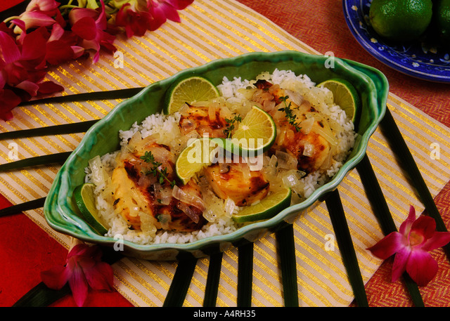 Yassa stock photos yassa stock images alamy for Cuisine senegalaise