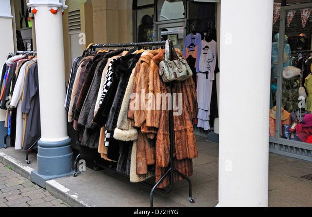 Fur Shop Stock Photos & Fur Shop Stock Images - Alamy