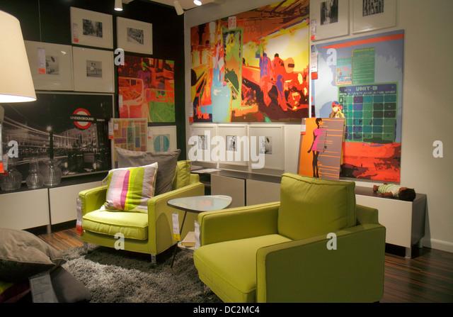 Fort lauderdale art stock photos fort lauderdale art for Ikea ft lauderdale