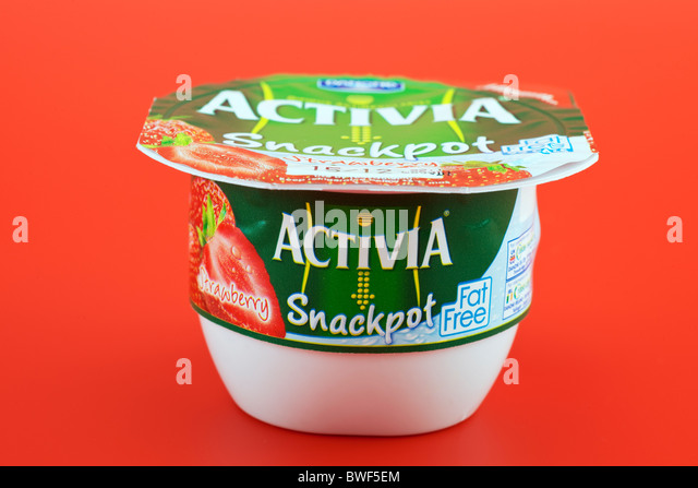 Activia Stock Photos &amp- Activia Stock Images - Alamy