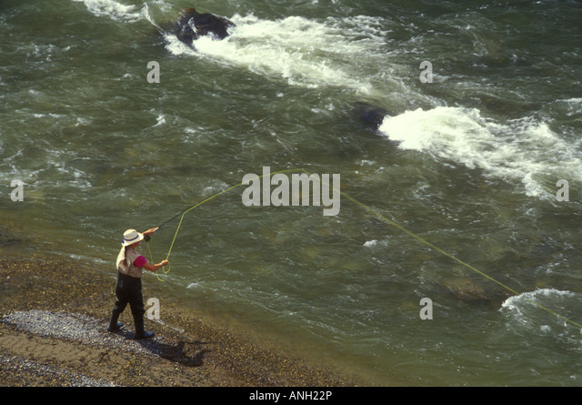 Kleen stock photos kleen stock images alamy for Fly fishing british columbia