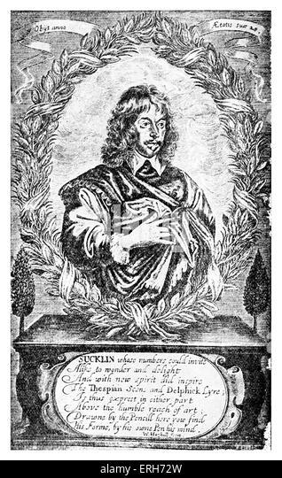 Sir John Suckling Critical Essays