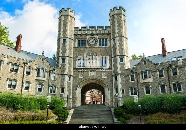 Superior Blair Hall, Princeton University, New Jersey, USA   Stock Image Design Inspirations