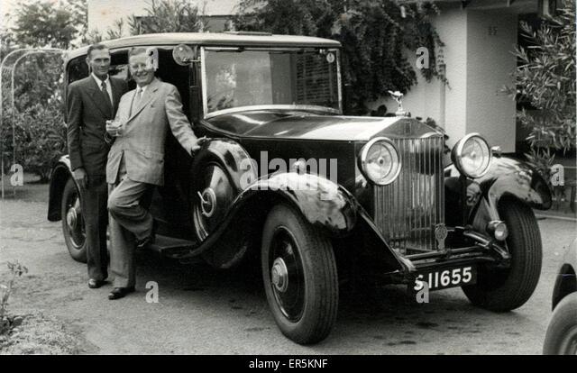 rolls royce vintage car stock photos rolls royce vintage. Black Bedroom Furniture Sets. Home Design Ideas