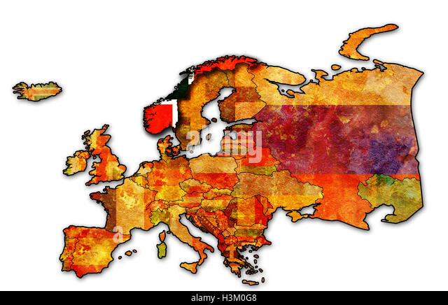 Outline Map Of Norway Stock Photos Outline Map Of Norway Stock - Norway map clipart