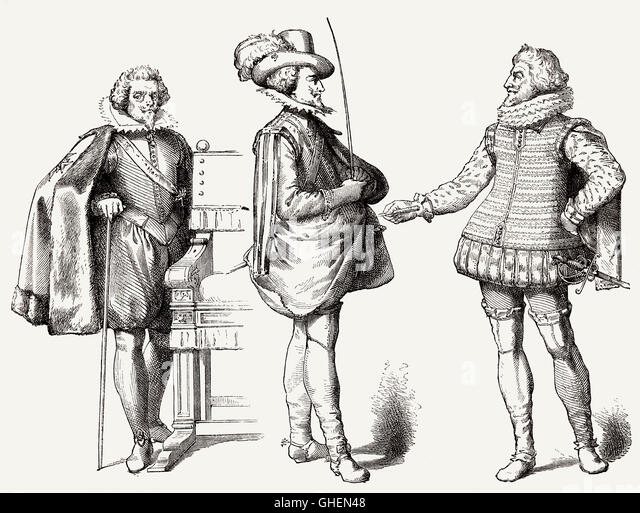French Costume 18th Century Stock Photos & French Costume ...