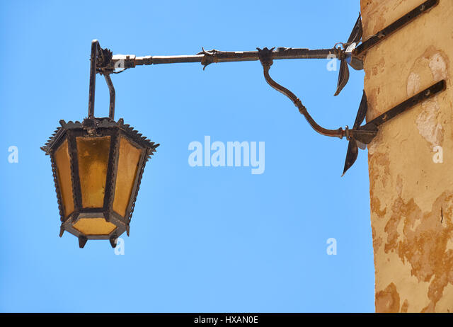 Wall Lamp Malta : Medieval Architecture Lamp Maltese Stock Photos & Medieval Architecture Lamp Maltese Stock ...
