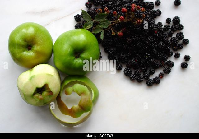 how to clean fresh picked blackberries